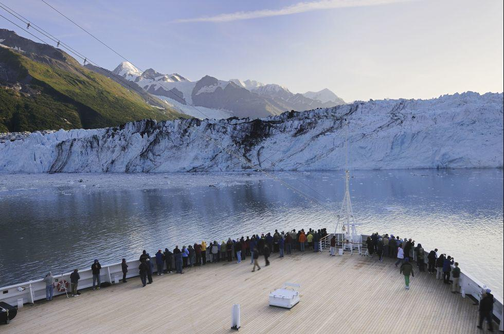 Cruise Ship, Glacier Bay National Park, Alaska