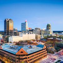 Downtown, Raleigh, North Carolina