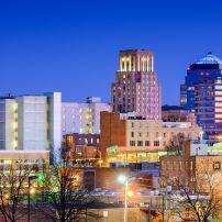Skyline, Durham, North Carolina