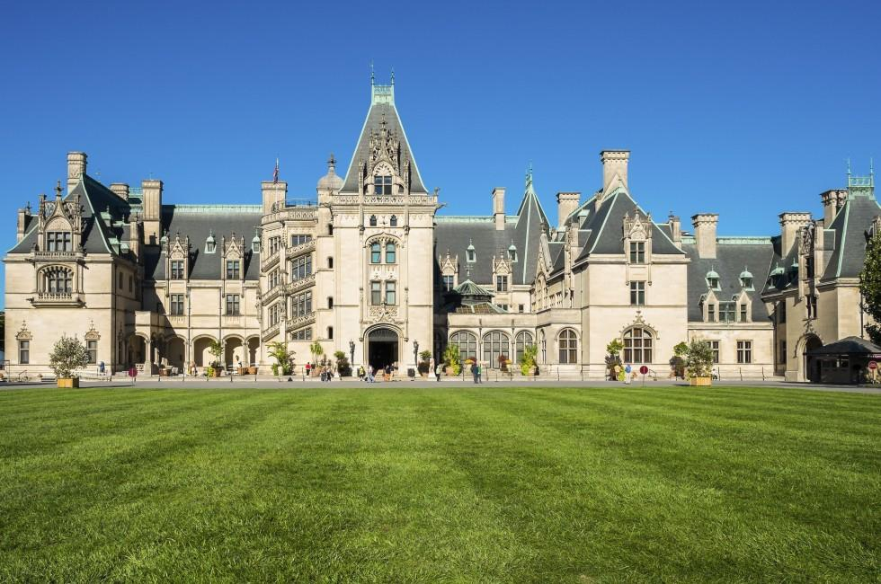 Biltmore House, Asheville, North Carolina, USA