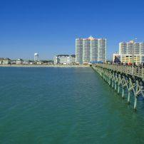 Cherry Grove Fishing Pier, Myrtle Beach, South Carolina
