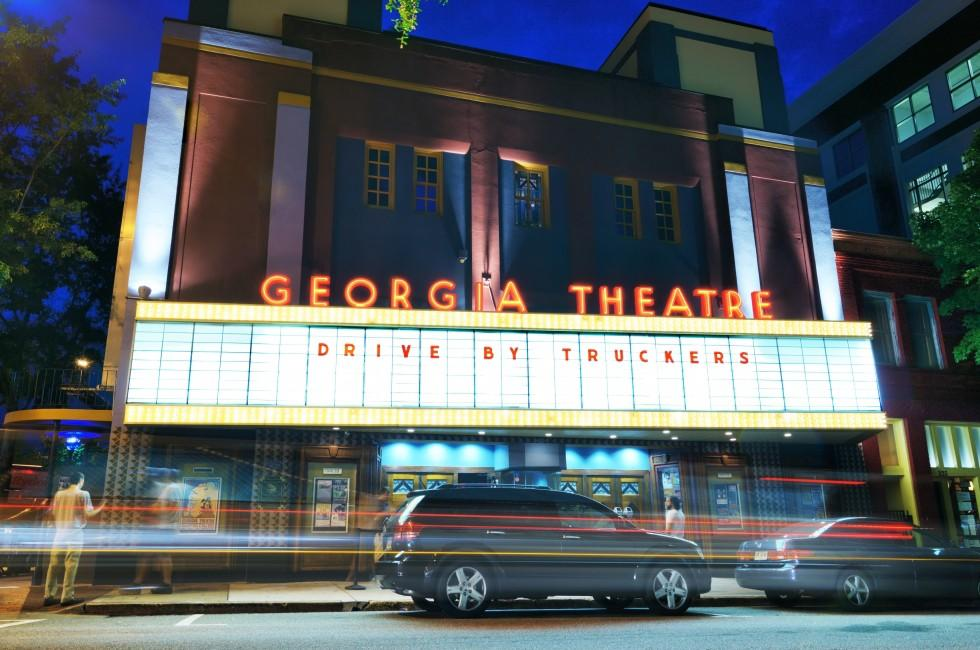 Georgia Theatre, Athens, Georgia, USA