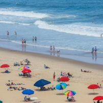 Beach, Ocean City, Maryland