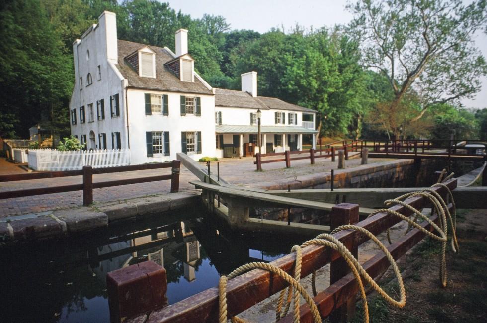 Great Falls Tavern, Potomac, Maryland, USA