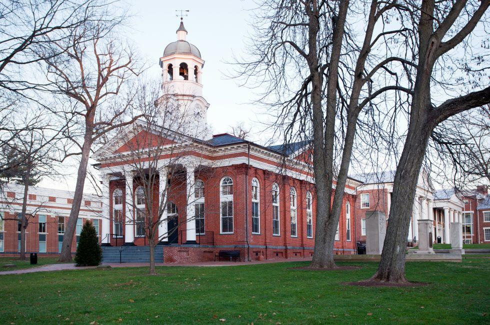 Court House, Leesburg, Virginia