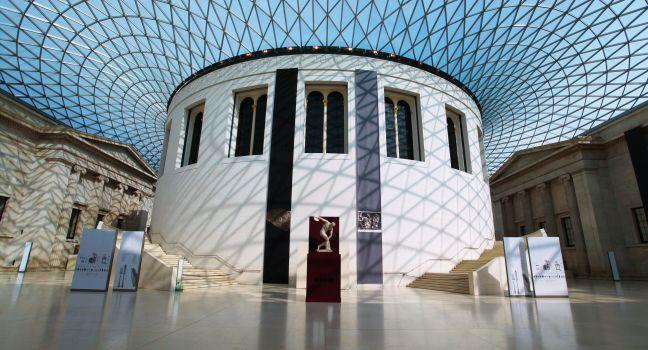 British Museum Review London England Sight Fodor S