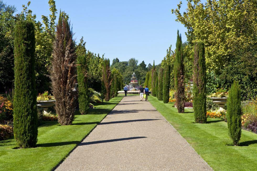 Regent's Park, London, Engand