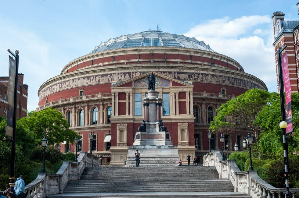 Royal Albert Hall, Kensington, London, England