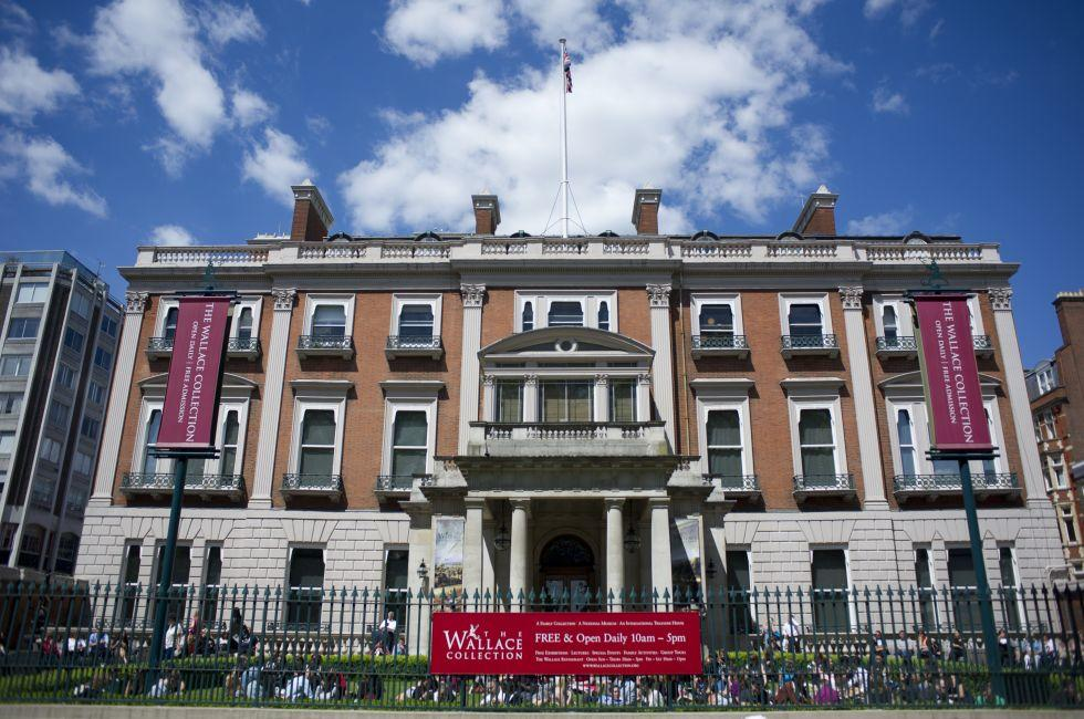 The Wallace Collection, Marylebone, London, England