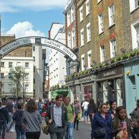 Carnaby Street, Newburgh Quarter, London, England