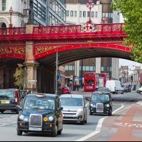 Holborn Viaduct, London, England