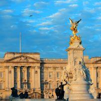 Buckingham Palace, St. James's, London, England, Europe