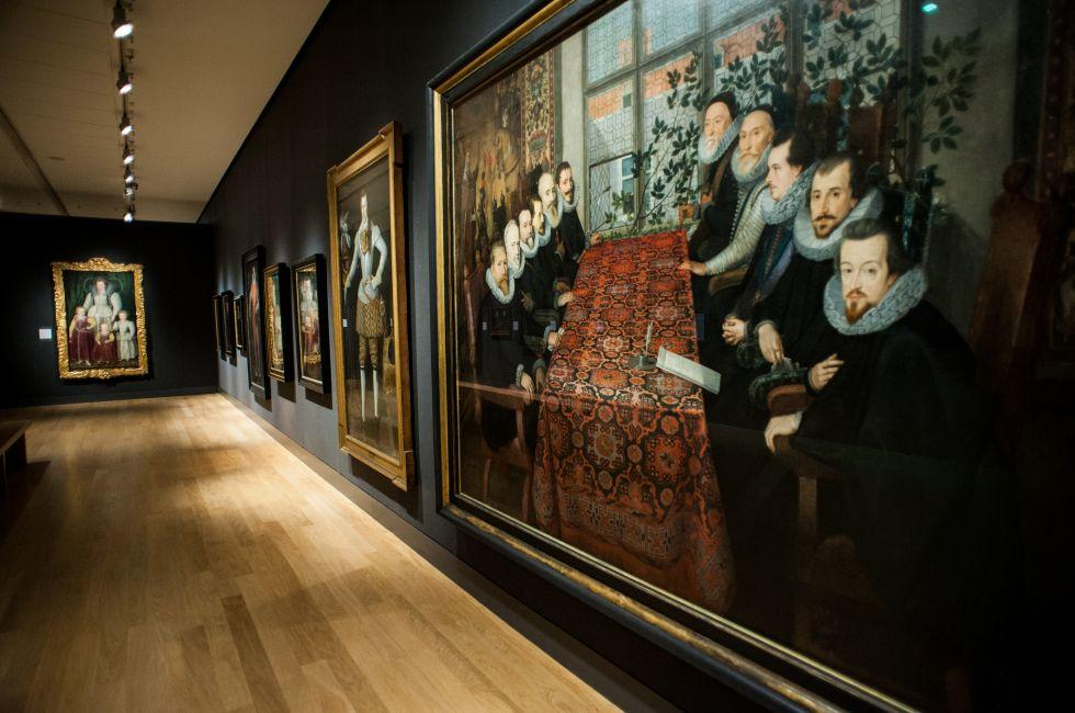 Gallery, National Portrait Gallery, London, England