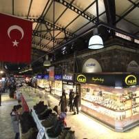 Shopping, Grand Bazaar, Bursa, Turkey