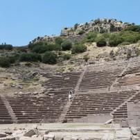 Theatre of Assos, Canakkale, Turkey