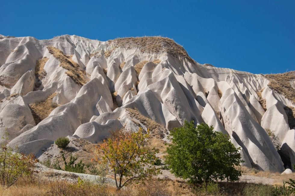 Crags, Cappadocia, Central Anatolia, Turkey