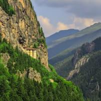 Sumela Monastery, Trabzon Province, Turkey