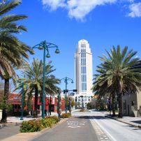 Downtown, Orlando, Florida