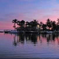 Sunset, Islamorada, The Florida Keys, Florida, USA