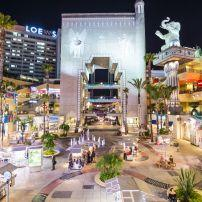 Hollywood and Highland Center, Hollywood and Vicinity, Hollywood, Los Angeles, California, USA.