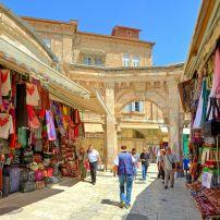 Bazaar, Old City, Jerusalem, Israel