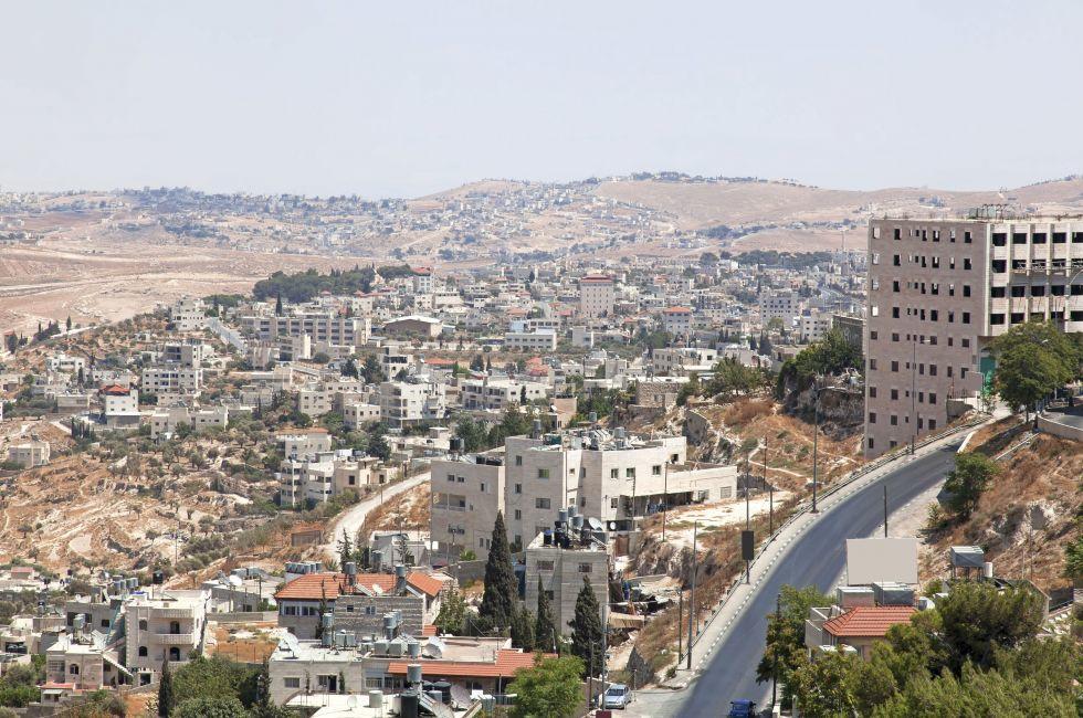 Palestin, Israel
