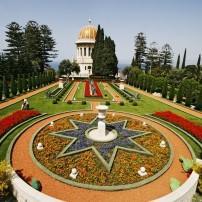 Baha'i Gardens, Haifa and the Northern Coast, Haifa, Israel