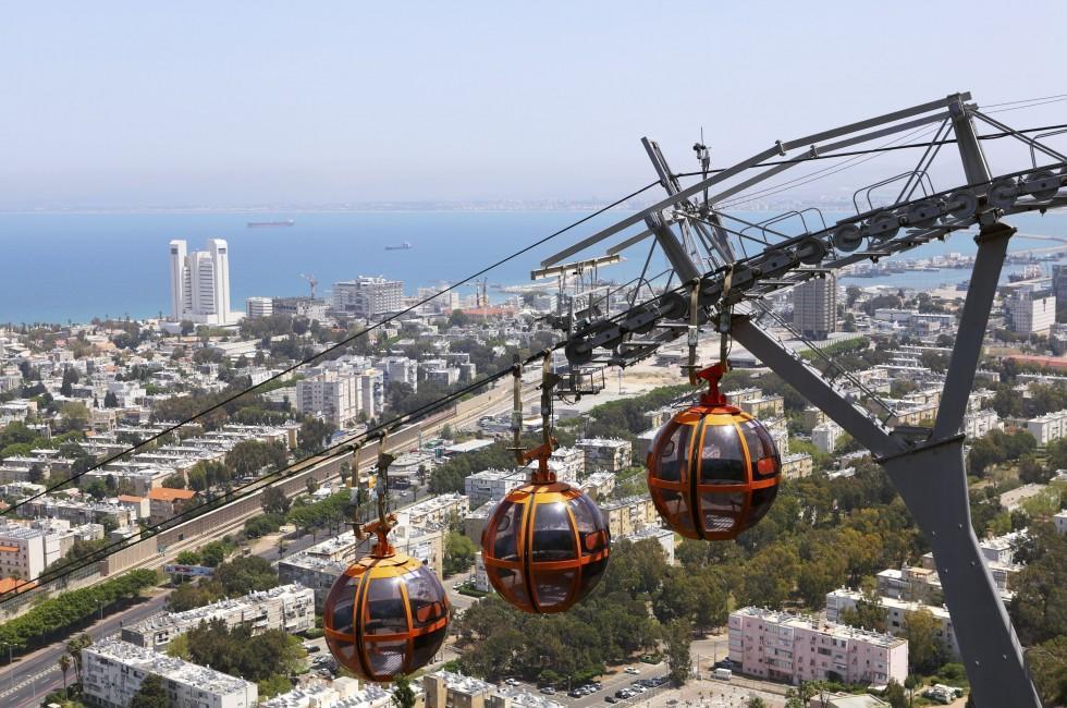Cable Cars, Haifa and the Northern Coast, Haifa, Israel