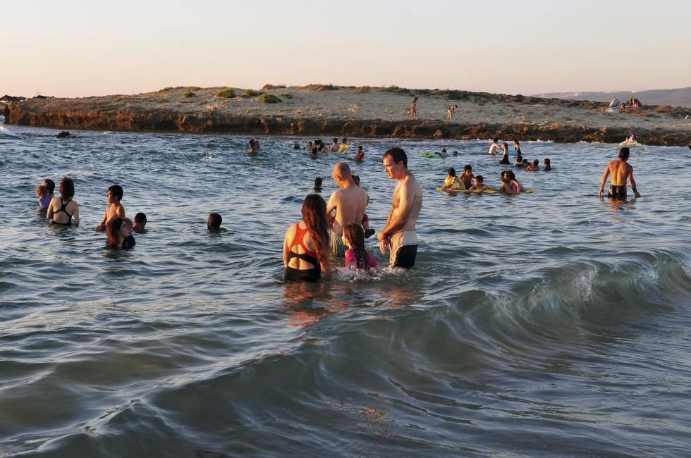 Dor Habonim Beach, Haifa and the Northern Coast, Zichron Yaakov, Israel