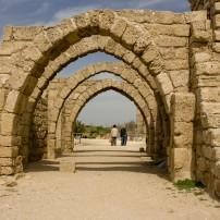 Ruins, Haifa and the Northern Coast, Caesarea, Israel