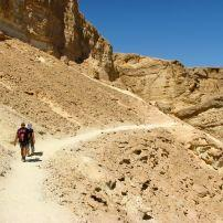 Hiking, Vadi Barak, Negev Desert, Eilat and the Negev, Israel