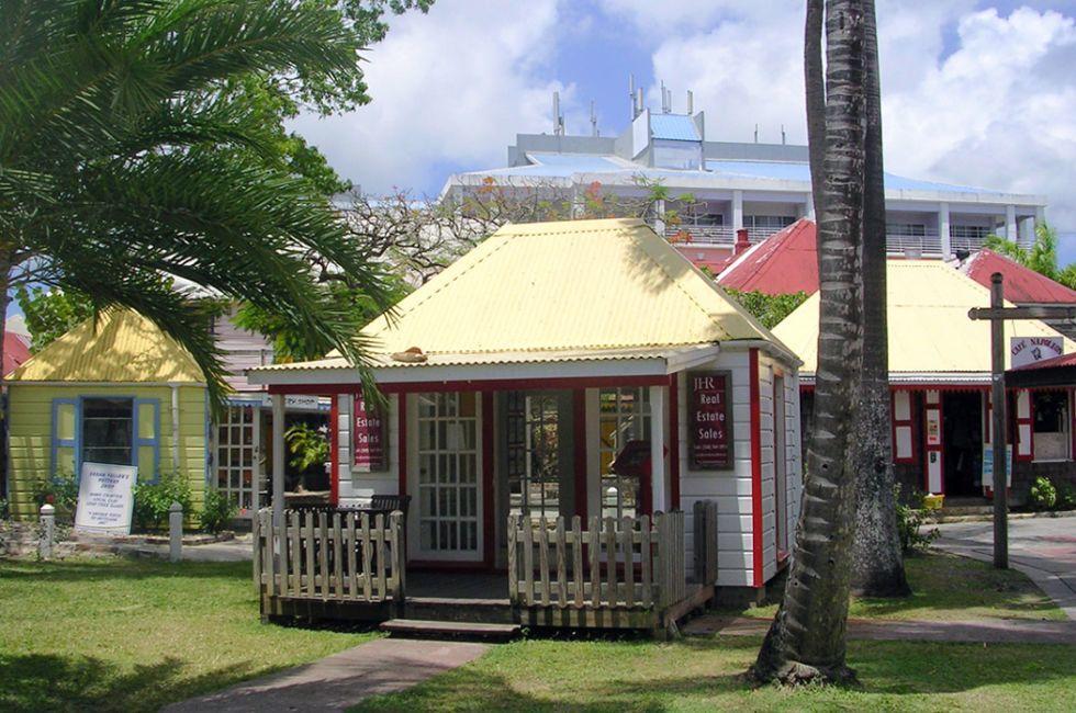 Shops, Redcliffe Quay, Antigua