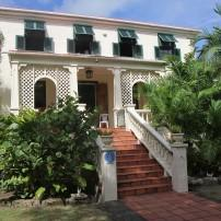 Architecture, Facade, Sunbury Plantaion House and Museum, Sunbury, Barbados