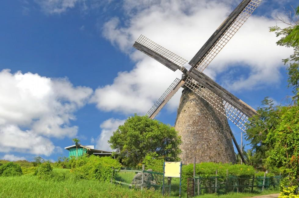 Morgan Lewis Mill, Windmill, Northern Barbados, Barbados