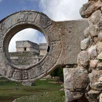 Mayan Ruins, Uxmal, Yucatan, Mexico