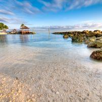 Beach, Nassau, New Providence and Paradise Islands, Bahamas, Caribbean