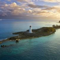Lighthouse, Nassau, Bahamas