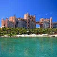 Atlantis Hotel, Paradise Island, Nassau, The Bahamas, Caribbean