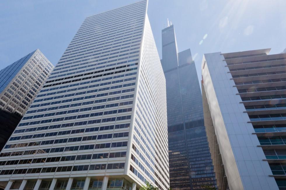 Willis Tower, Chicago, Illinois, USA