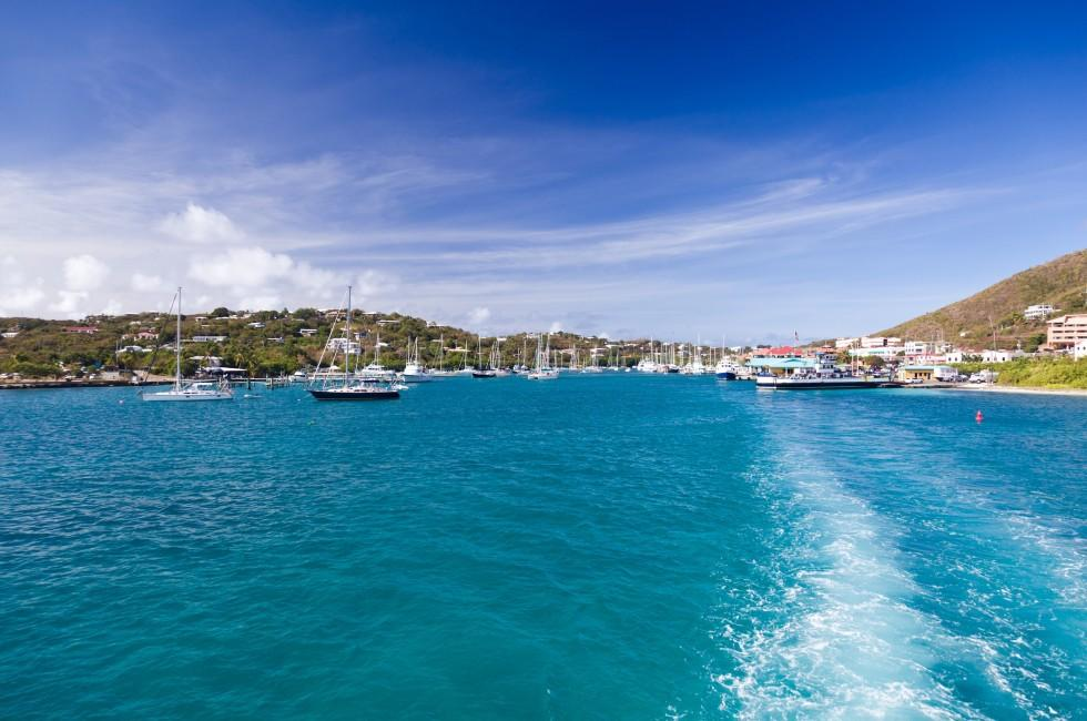 Red Hook Harbor, East End, St. Thomas, USVI, Caribbean