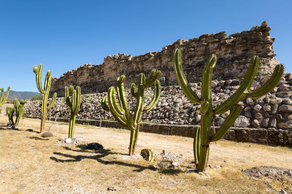 Zapotec Ruins, Mitla, Oaxaca, Mexico