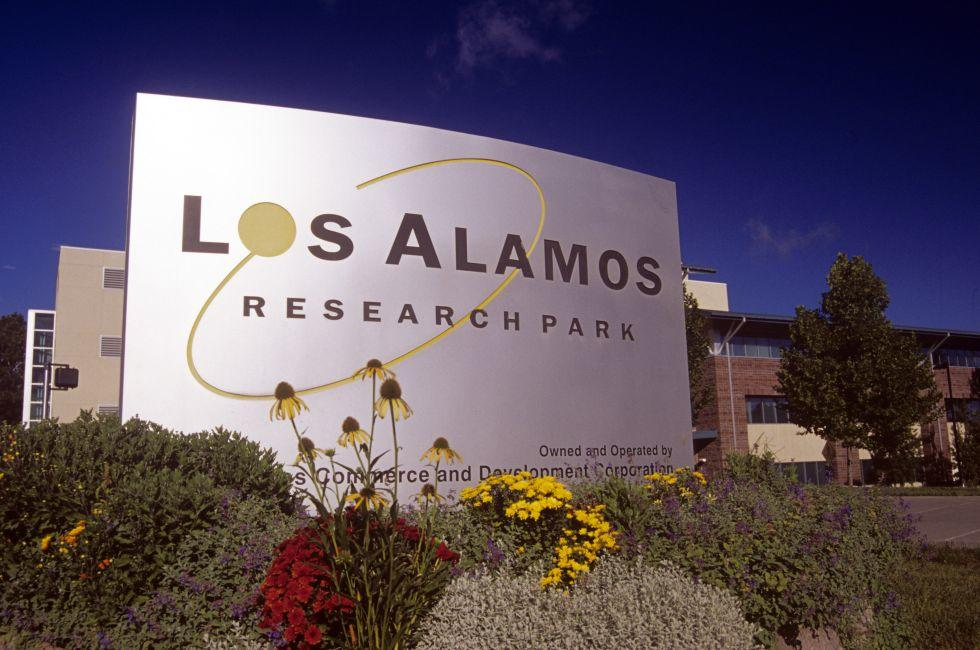 Los Alamos research Park, Los Alamos, New Mexico