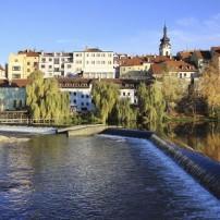 Pisek, Southern Bohemia, Czech Republic
