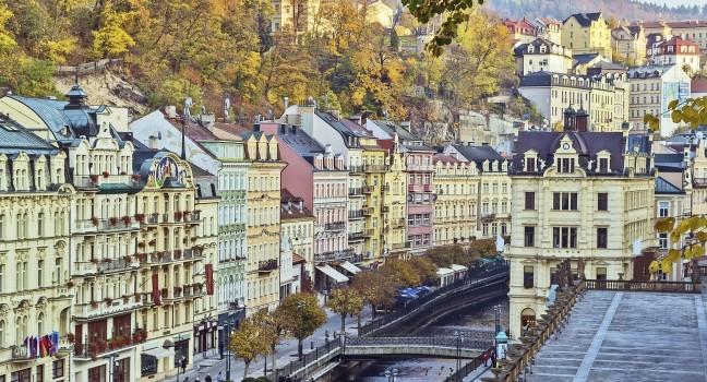 Karlovy Vary Einkaufen