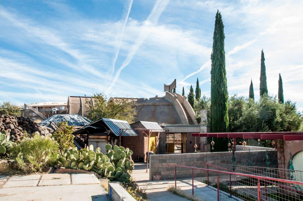 Arcosanti, Yavapai County, Arizona