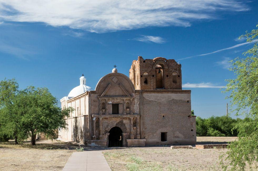 Mission Tumacácori, Arizona
