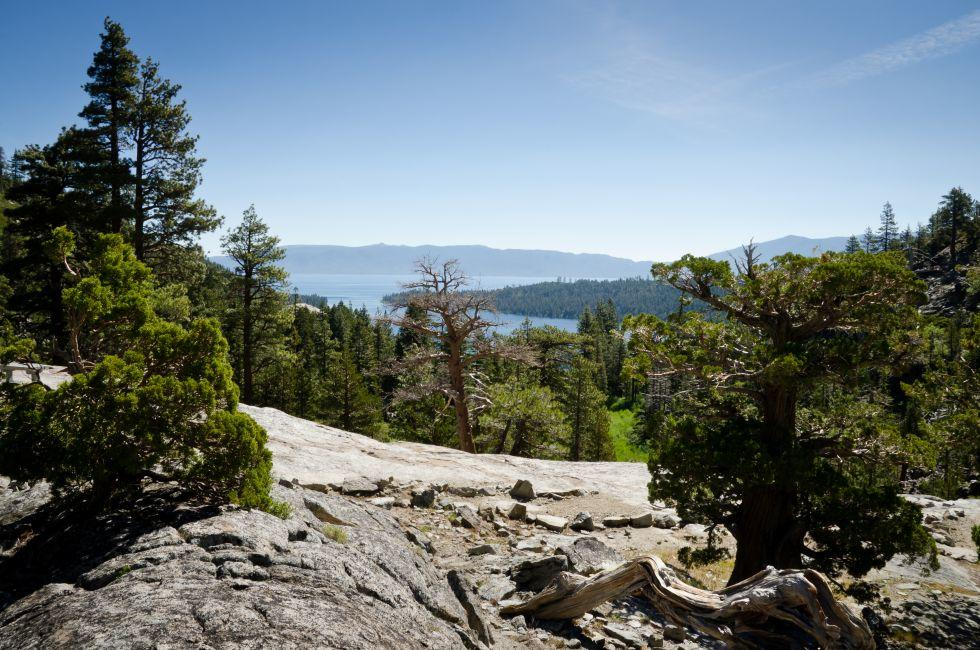 Emerald Bay State Park, Lake Tahoe, California