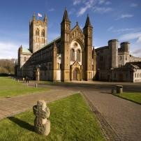 Buckfast Abbey, The West Country, England