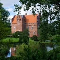 The Hesselagergard Manor, Funen, Denmark
