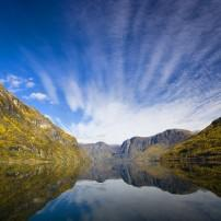 Fjord, Flam, The West Coast, Norway